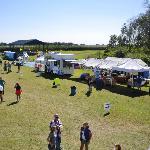 Long & Scott Farms - some food vendors