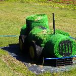 Long & Scott Farms Haystack Tractor