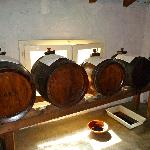Balsamic cask set