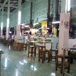 Food Court near Bangkok Inn Loft