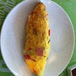 Omelette Frühstück
