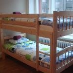 Mixed dorm room