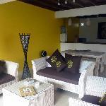 Salon Villa Jaune
