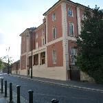 Former Bishops palace