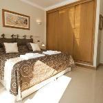 Apartment C Master Bedroom