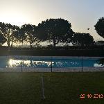 piscina hotel terra umbra