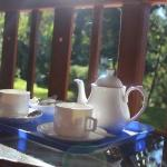 Morning Tea Served!!!