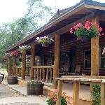 Foto de Wapiti Lodge