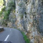 driving to puerto de valdemossa