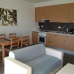 Apartamento para 4 personas - comedor/cocina