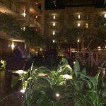 Very nice atrium