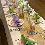 Wedding Dinner Decor
