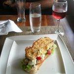 Angelo's Walmer ciabatta lunch