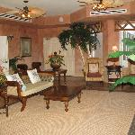 Resort 1st floor lobby