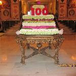 Das Hotel wird 100 Jahre alt