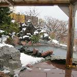 outdoor hotpool