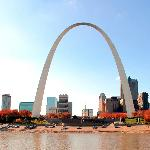 Arch from riverboat
