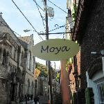 Moya Restaurant in Jim Thorpe, PA