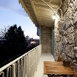 Douro studio balkony+ view