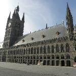 Cloth Hall (Lakenhalle) in Ypres