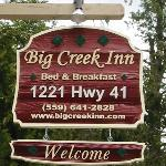 Yosemite Big Creek Inn Foto