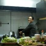 La Liar De Santos - kitchen