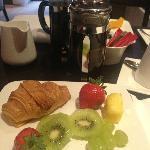 Das Frühstück!