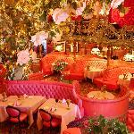 If Liberace made a restaurant...