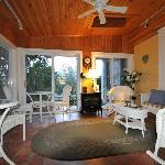 Conservatory/sun room, Admirals Quarters