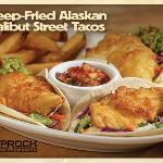 Deep-Fried Alaskan Halibut Street Tacos
