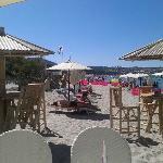 Foto van On Dine a Calvi Plage