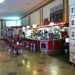 Woolworth Lunch Counter - Asheville