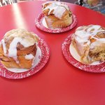 Cinnamon Rolls at Main Street Bakery in Magic Kingdom Walt Disney World 01