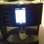 Multi-Function Coffee maker, part of the Breakfast Bar