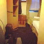 My single room, really cosy!
