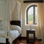 Mzima House bedroom