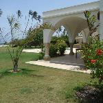 Mzima Cottage gardens
