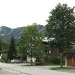 surrounding residences