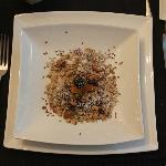 Breakfast 9 October 2012 - Thistledown Granola