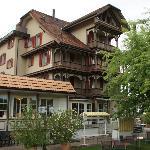 Hotel Restaurant Waldheim Foto