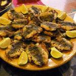 les succulentes sardines grillées