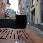 Poltsamaa Tommu vintage 2003 blackurrant wine