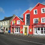 Dingle Bay Hotel from the outside