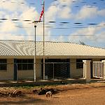 Eua - the police station!