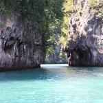Koh Hong by long tail boat 2