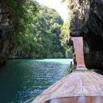 Koh Hong by long tail boat 1