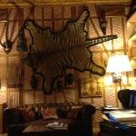 reception hunting lodge