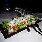 Fish Salad - delicious