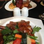 Delicious Lamb shanks and Pork ribs