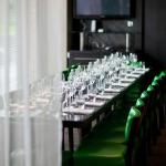 The Private Dining Room seats up to 20 guests and can be hired for exclusive use.